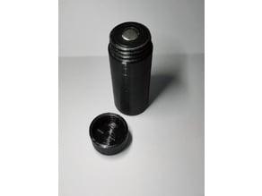 Simple 20700 Battery Case (customizable)
