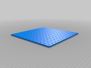 300x300 Pegboard and Holes Utility!