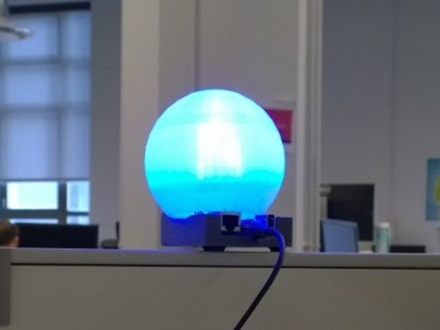 Arduino yun quot internet of things lamp by thoughtfix