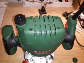 Bosch 1200 AE adjustment knob