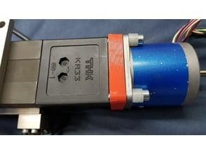 THK KR33 to nema 23 Adapter