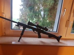 Umarex Morph 3X Handguard Railguard Buttstock Grip pallet gun