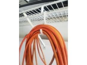 Wire Shelf Hanger