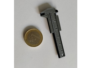 Perfect mini Vernier caliper