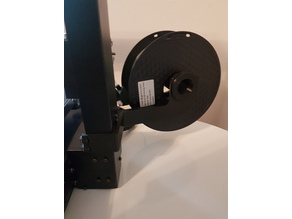 Anycubic I3 Mega Spool holder