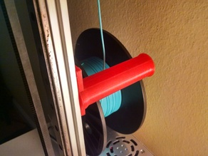 Kossel Mini Filament Spool Mount
