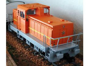 DHG 700 in Gauge 1 (1/32) for Märklin Chassis
