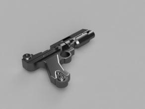 GR 9 plasma blaster pistol