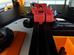 Ender 3 Y axix belt clearance clip
