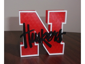 Nebraska Huskers Logo