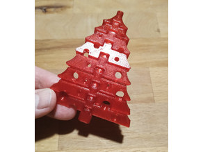 XMAS Tree (articulated)