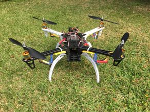 The Quadcopter (F450/550)