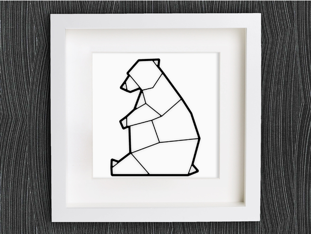 Easy Origami Bear - Panda Bear - Polar Bear - Brown Bear - Red Ted ... | 472x628