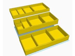Medicine Cabinet Trays