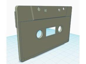 Redesigned Cassette Shell