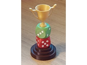 Board game Trophy