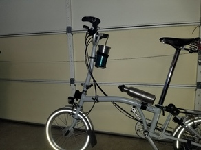 Brompton Bike Fold-Away Bottle Mount Additional Options