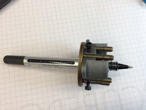 Magnetic Polargraph Pen Holder