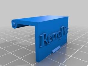 RetroPie lid for Raspberry Pi 2 NES Case
