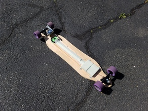 Electric Skateboard Cable Covers