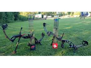 Archery Pocket Quiver with and w/o PSE Logo