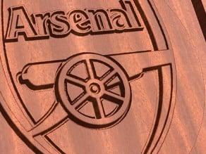 London Arsenal Logo