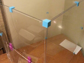 Plexiglass Printer Enclosure