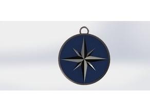 Nautical Star Pendant