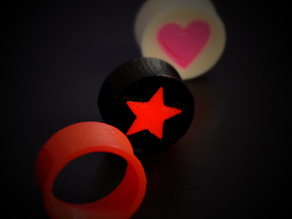 Customizable Ear Plug