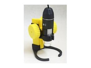 usb microscope focus stack