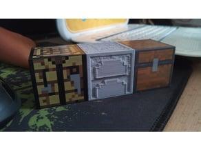 Minecraft furnace