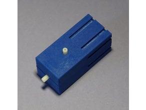 fischertechnik kompatibler Kompressor / Unterdruckpumpe