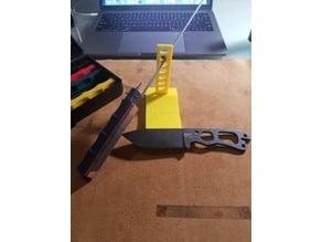 AJ SHARP knife sharpener