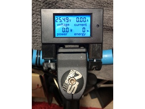 Power Meter / Watt meter box for e-bike