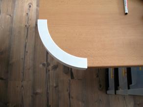 Tischkantenschutz