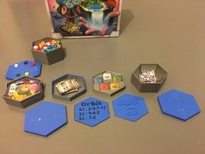 Boites pour orbis pour compléter le make de Corentiny - boxes for orbis to complete Corentiny's make