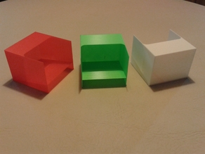 Stackable Box - Caja Apilable