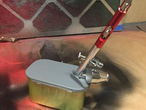 SPAM Airbrush Cleaner/Holder