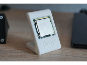 Intel CPU stand