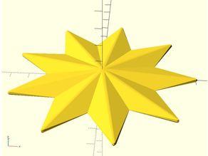 3D star generator