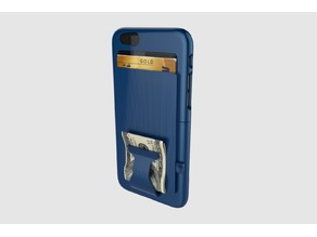 Iphone case/wallet