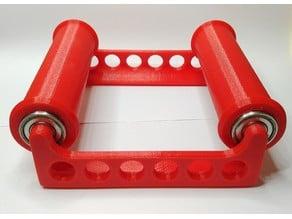 Filament Spool Roller
