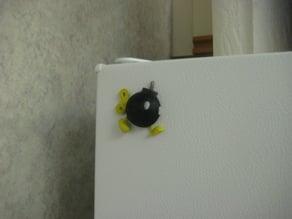 Bob-omb Magnet