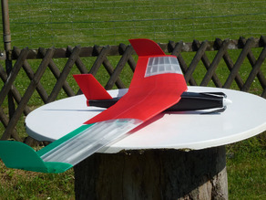 "Speedy ""Red Swept Wing 2"" RC"