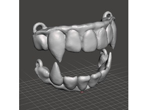 Vampire Fangs for Jewelry