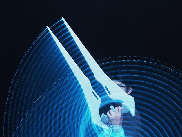 Alien Energy Sword Prop