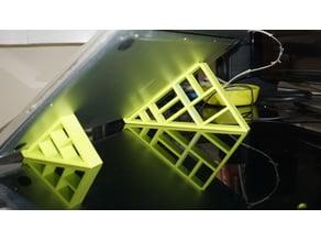 "Geometric Stand Macbook Pro 15"" 2012 Super Drive Non Retina 1.7cm laptop slot"