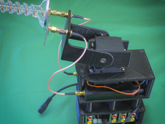 Antenna Tracker For Eagle Eyes Base Station And 5 8 Ghz