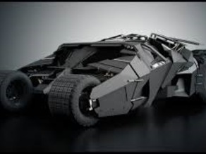 This is the batman tumbler but this one is fully 3d printable if you use alot of supports and cleanup time.