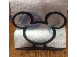 Mickey Mouse Ear Napkin Holder
